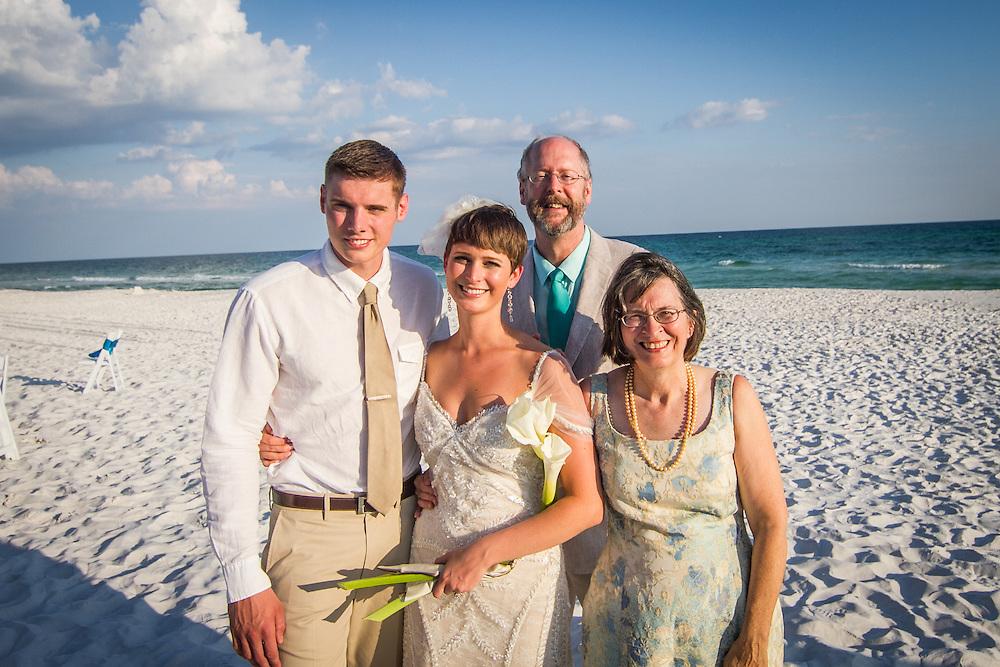 Buis-Smith Wedding<br /> June 6, 2015<br /> Seaside, Florida