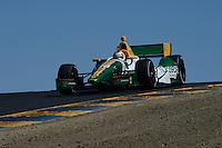 Simona de Silvestro, Indy Grand Prix of Sonoma, Infineon Raceway, Sonoma, CA 08/26/12