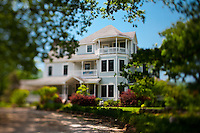 Country Oaks Bed and Breakfast in Mountain View, Arkansas.