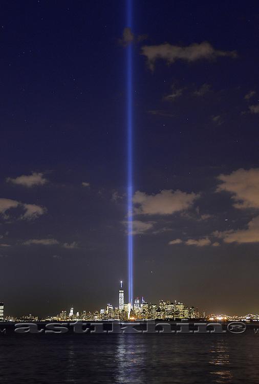 Memory of World Trade Center (2015) - We Shall Never Forget!