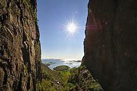 From Trollhatten mountain, Norway