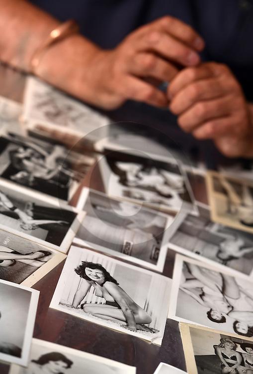 22/07/16 - CHAPPES - PUY DE DOME - FRANCE - Illustration. Collection de photographies de Pin-up - Photo Jerome CHABANNE