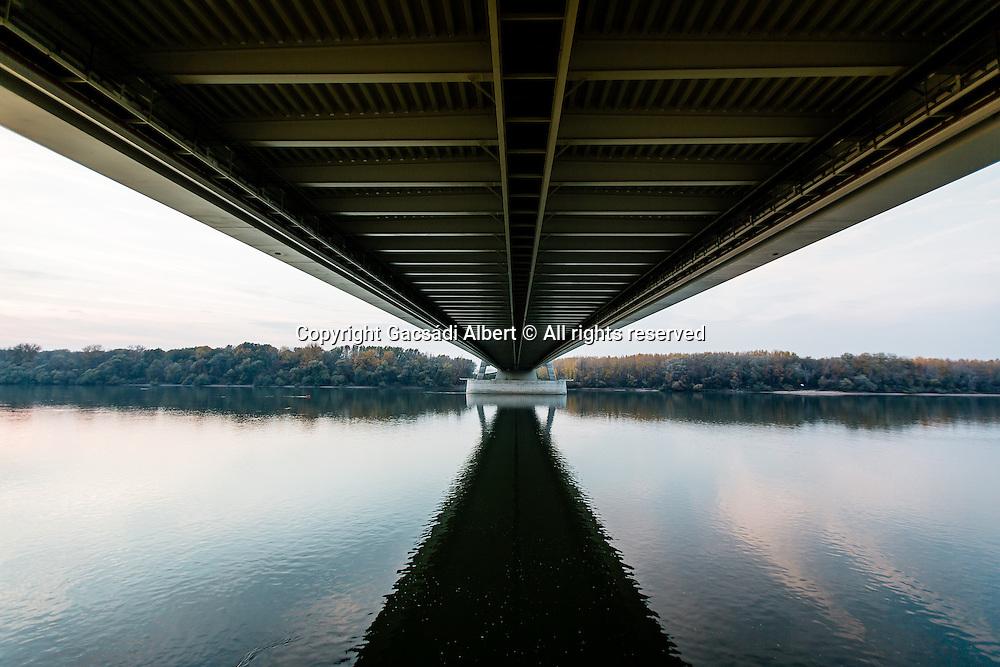 Megyeri híd, Budaest, Hungary