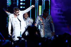 NOV 03 2013 Justin Bieber Concert in Brazil