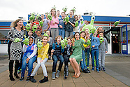 Leerlingen van basisschool De Paperclip in Krimpen aan den IJssel krijgen op maandag 9 november een