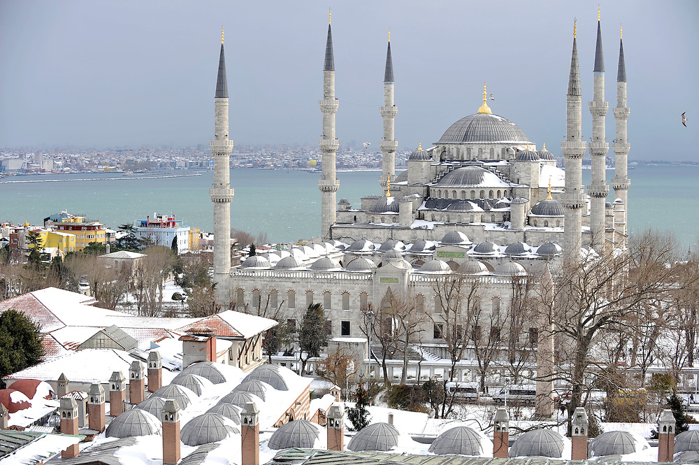 Istanbul, Turkey 18 February 2008 <br />