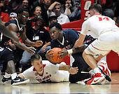 UNM vs Fresno State mens basketball