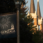 Morning at Gonzaga University. (Photo by Gonzaga University)