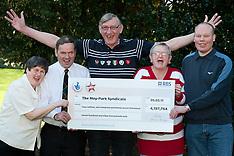 Lincolnshire Lottery Syndicate Jackpot Winners
