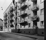 Apartments, Linz, Austria, c1938