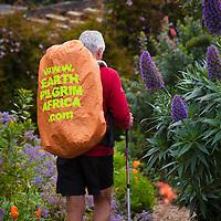 Geoff Dalglish Earth Pilgrim at Esalen Institute