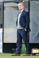 HELMOND - Helmond Sport - Achilles 29 , Lavans stadion , Voetbal , Jupiler League , 01-05-2015 , Achilles 29 coach Francois Gesthuizen