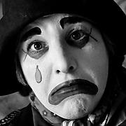 Clowns faces