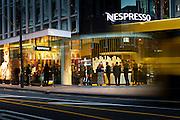 Nespresso Boutique Event, Wellington. 12 November 2013.<br /> Photo by Mark Tantrum | www.marktantrum.com