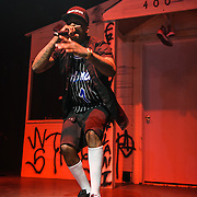 SILVER SPRING, MD - April 25th, 2014 - Rapper YG performs at the Fillmore Silver Spring in Silver Spring, MD. YG released his debut album, My Krazy Life, last month after a string of successful singles and mix tapes dating back to 2011. (Photo by Kyle Gustafson / For The Washington Post)
