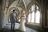Creative Wedding Photography: Nassau Presbyterian and Cherry Valley Country Club - Jaime & Akira
