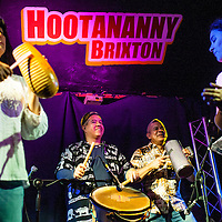 Afro-American Project @ Hootananny