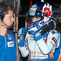 #29 Gulf Racing Middle East Lola B12/60 Coupe Nissan: Frédéric Fatien, Keiko Ihara, Stefan Johansson