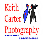 Keith Carter Photography<br /> www.keithcarters.com<br /> www.keithcarter.photography<br /> Email<br /> KeithCarter@adreadystudio.com<br /> Phone/Text<br /> 214-552-6840