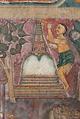 Sri Lanka - Subodharmaya Temple, Dehiwala. 2014