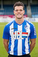EINDHOVEN - Persdag FC Eindhoven , Voetbal , Seizoen 2015/2016 , Jan Louwers stadion , 22-07-2015 , Tom Boere