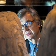 Germany - Deutschland - BERLINALE 2015; cinema, Film, Kino, HERE:  WIM WENDERS, director, Glashuette Lounge, Potsdamer Platz, 12.02.2015; © Christian Jungeblodt