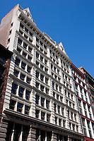 New York City October 2008