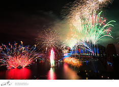 Sydney Harbour, New Year's Eve 12