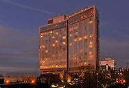 Standard Hotel part of Andre Balazs Properties,  Manhattan, New York City, New York, USA designed by Polshek Partnership Architects