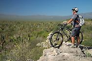Mexico, Baja California sur, Baja, La Ventana, Sea of Cortez, mountain biking ,MR 0535