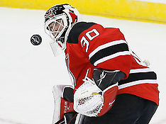 March 20, 2009: Minnesota Wild at New Jersey Devils