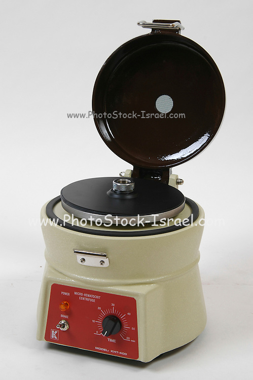 centrifuge in a science laboratory