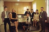 1969 -  NCR computer at Irish Permanent Building Society
