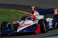 Jeff Bucknum at Watkins Glen International, Watkins Glen Indy Grand Prix, September 25, 2005