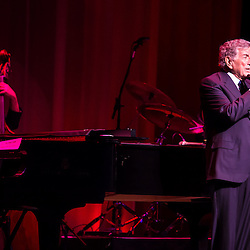 Tony Bennett at the NJ Performing Arts Center, January 27, 2013