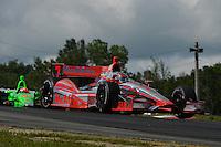 Sebastien Bourdais, Honda Indy 200 at Mid Ohio, Mid Ohio Sports Car Course, Lexington, OH USA 08/04/13