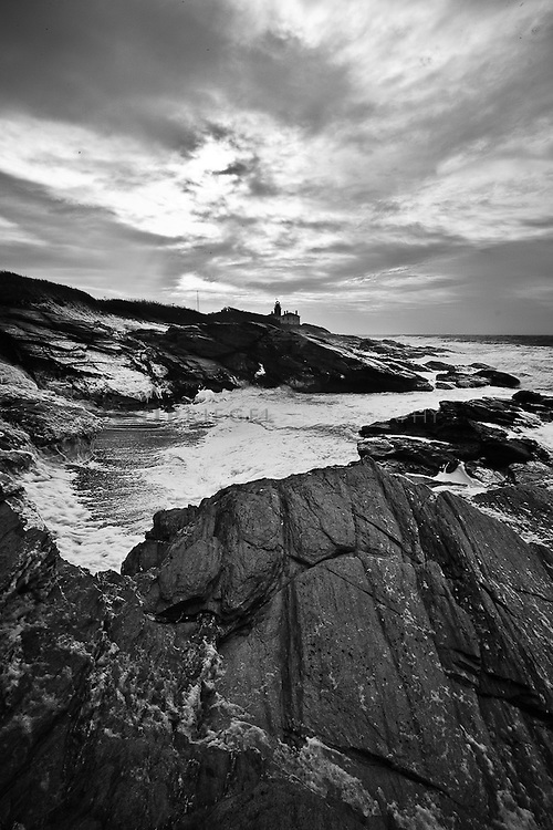 Beavertail State Park & Lighthouse