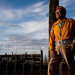 Navajo Code Talker Frank Chee Willetto