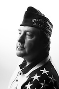 Timothy G. Smith<br /> Army<br /> SFC (E-7)<br /> Signal<br /> 1981-1998<br /> Korea, Persian Gulf, Panama, Somolia<br /> <br /> Veterans Portrait Project<br /> Louisville, KY<br /> VFW Convention <br /> (Photos by Stacy L. Pearsall)