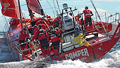 Cape Town in port race