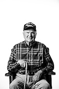 Gene Brown<br /> Navy<br /> E-<br /> Medical Corpsman<br /> LST (Landing Ship Tank)<br /> 08/28/40 - 07/01/60<br /> WWII<br /> <br /> Model Release: Yes<br /> Photo by: Stacy L. Pearsall