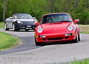 2013 Porsche Family Tree Tour and Event