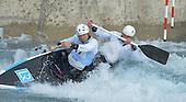 20150404/05   British Canoeing, Canoe Slalom 2015 Senior and U23 UK Championships . Lee Valley White