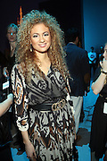 Miri Ben Ari at The Tracey Reese Show at 2008 Mercedes-Benz Fashion Week held at the Promenade on September 6, 2008