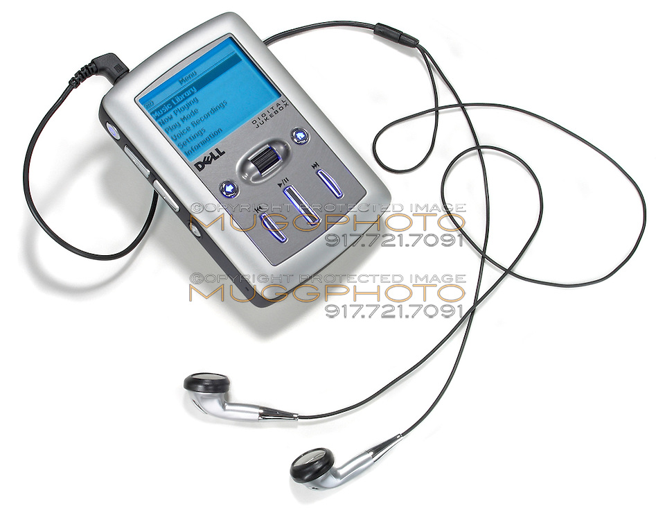 dell mp3 player