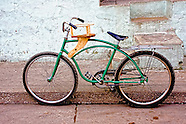 Cuban Bicycles and Bicitaxis.