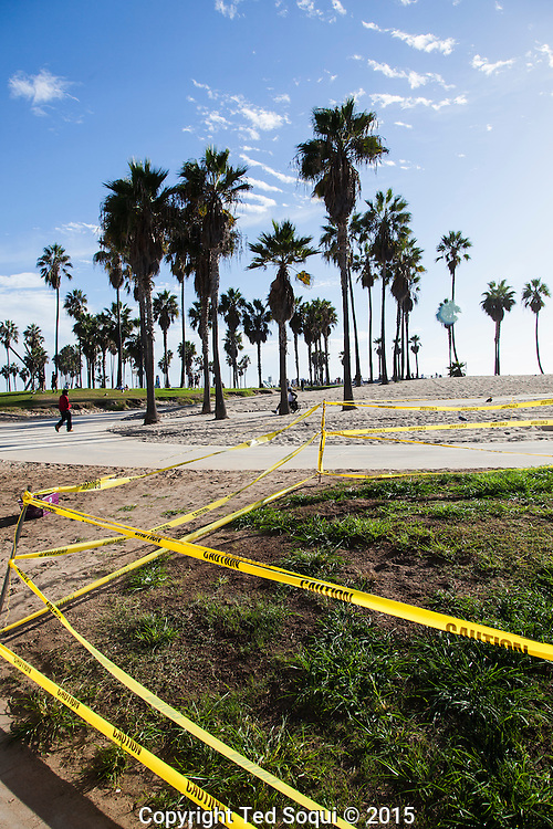 The boardwalk.<br /> Venice Beach story for LA Weekly