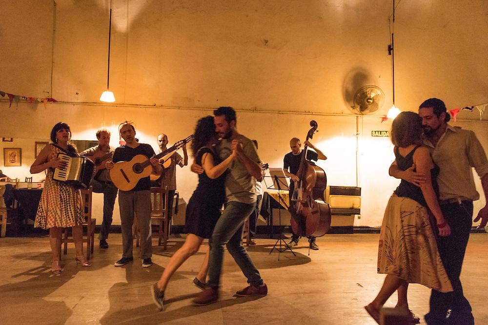 Bichito Tango, Buenos Aires, 2014