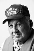 H.G. Herb Farnsworth<br /> Air Force<br /> Technical Sergeant<br /> Maintenance<br /> 1950 - 1955<br /> Korea<br /> <br /> Veterans Portrait Project<br /> Houston, TX