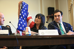 Pastor Saeed's wife Naghmeh testimony at the Tom Lantos Human Rights Commission of the U.S. Congress